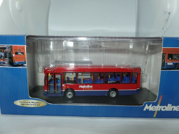 CMNL UKBUS3003 Dennis Pointer MPD Dart London Metroline W5 Archway MIMB